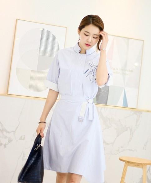 Mẫu váy công sở giúp bạn cứu vãn một ngày mệt mỏi