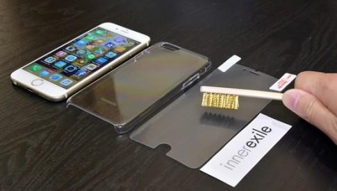 Miếng dán iPhone 6S đặc biệt có khả năng tự hồi phục vết xước
