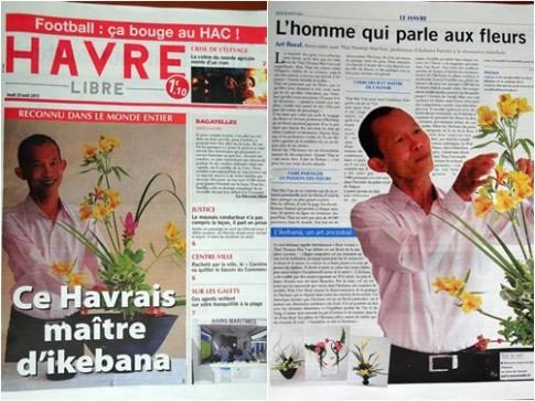 Nghiệp hoa 10 năm của người đàn ông Việt trên đất Pháp