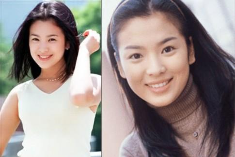 Những kiểu tóc đẹp của Song Hye Kyo