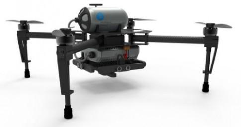 Pin nhiên liệu hydro sẽ giúp drone bay được nhiều giờ