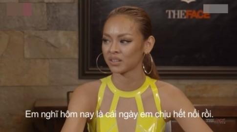 """Quỳnh Mai sẽ """"nối bước"""" Lilly Nguyễn ra về trong tập 9 The Face?"""