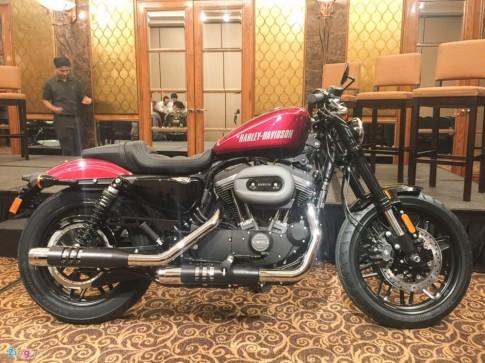 Ra mắt Harley Davidson Roadster 1.200 phân khối tại Việt Nam