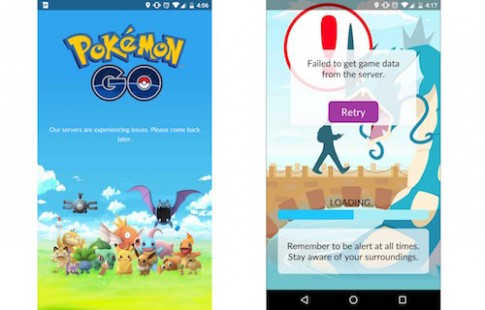 Tại sao game Pokémon GO chưa được phát hành toàn cầu?
