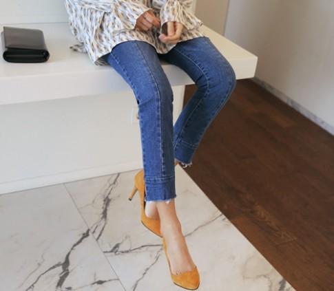 Thêm 4 cách tái chế quần jeans cũ thành thứ có ích