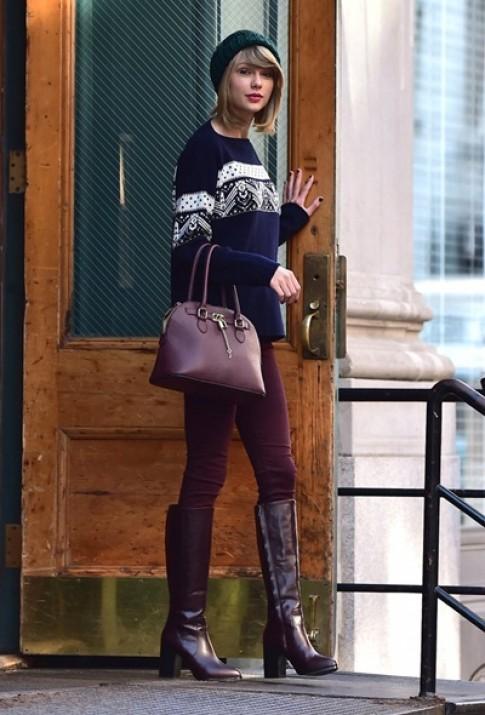 Thú chơi túi xách của Taylor Swift