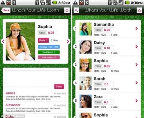 Ứng dụng chấm điểm phụ nữ của trang web ngoại tình vừa bị hack