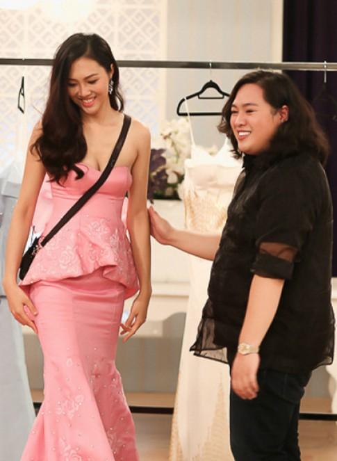 Váy diễn chung kết 'Hoa khôi áo dài' gây sốc với giá 3 tỷ đồng