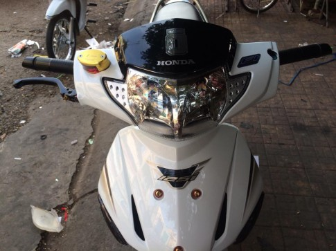 Wave 125i do kieng make in VietNam