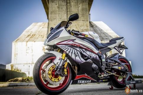 Yamaha R6 độ cực ngầu và đầy phong cách của chàng trai Việt