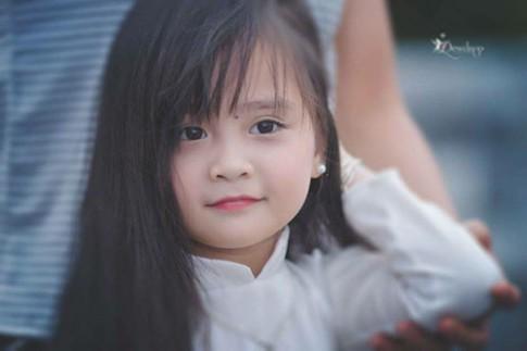 3 bé gái Tuyên Quang 'khuynh đảo' dân mạng vì xinh như hoa hậu