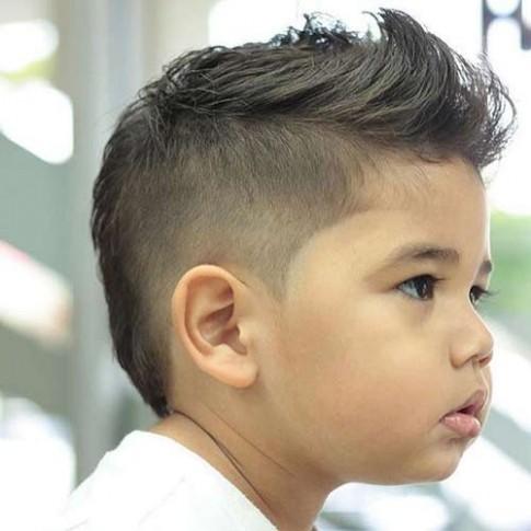 """3 kiểu tóc cực hot cho bé trai """"bảnh"""" như soái ca hè 2016"""