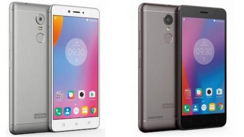3 smartphone tầm trung mới của Lenovo
