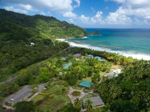 5 khu nghỉ dưỡng thiên nhiên tuyệt đẹp