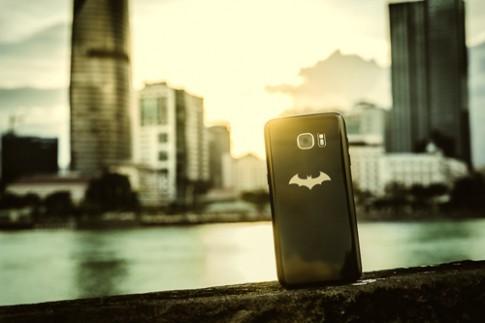 Ảnh thực tế Galaxy S7 edge Injustice tại VN