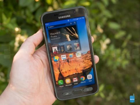 Ảnh thực tế Samsung Galaxy S7 active