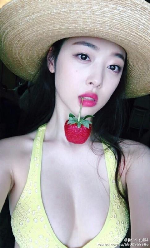 """Bí mật nhan sắc của """"gái hư"""" gợi tình nhất Hàn Quốc"""