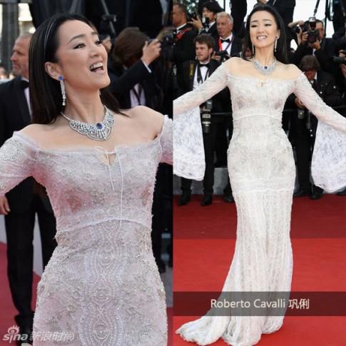 Bóc mác đồ hiệu của sao nữ tại thảm đỏ Cannes 2016