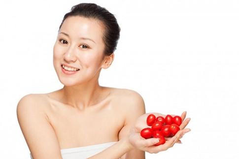 Cà chua - sự lựa chọn cho mọi vấn đề về da
