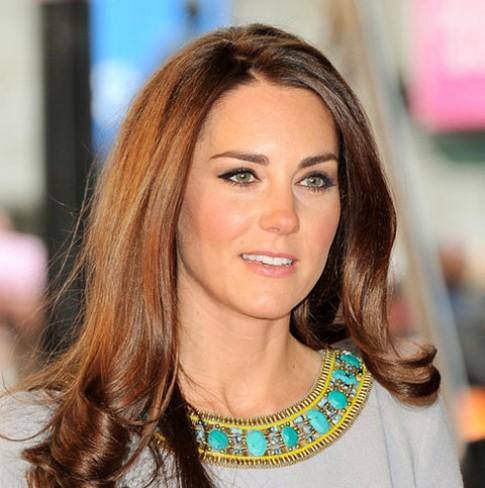 Chi phí làm đẹp của Công nương Kate Middleton