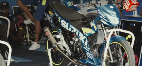 [Clip] Dạo quanh cuộc đua Suzuki Asia Challenge 2016