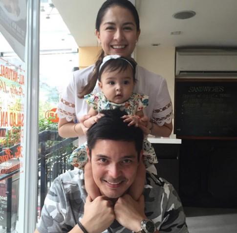 Con gái mỹ nhân đẹp nhất Phillipines hứa hẹn soán ngôi mẹ
