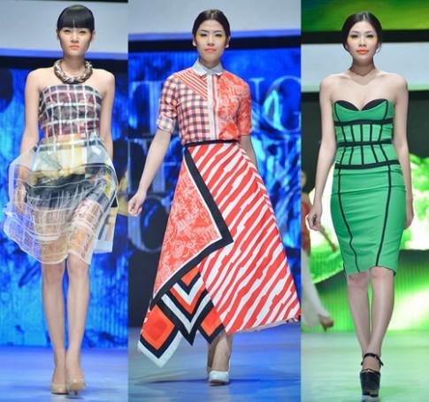 Cuộc đổ bộ sáng tạo của đêm thứ ba Vietnam Fashion Week