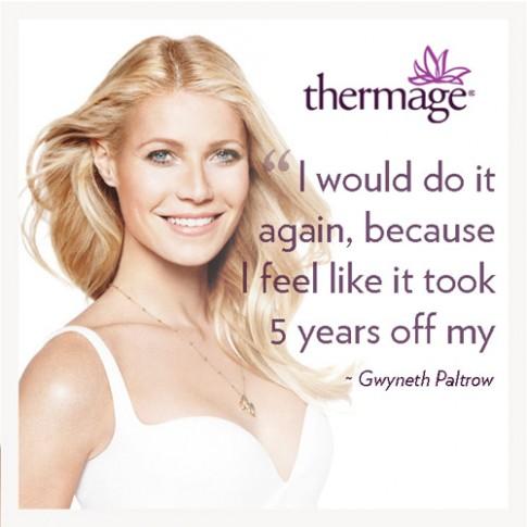 Điều trị trẻ hóa với Thermage: cẩn thận mắc bẫy.