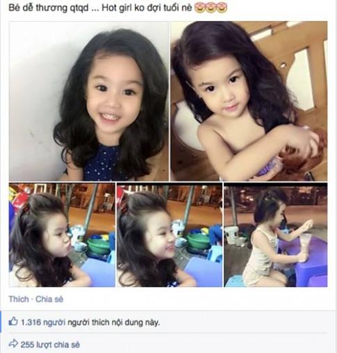 """Đốn tim với 2 cô bé hotgirl Hà Nội chân dài """"không đợi tuổi"""""""