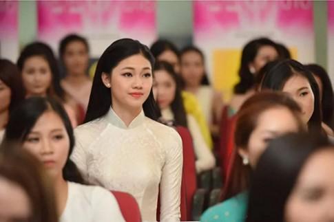 Em gái Á hậu Ngô Trà My nổi bật nhất HHVN 2016 phía bắc