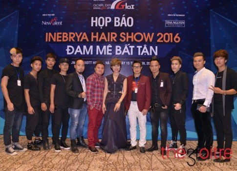 """""""Hair Show 2016"""": Sự kiện tóc lớn nhất Hà Nội diễn ra vào tuần tới"""