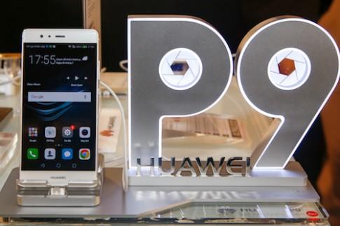 Huawei P9 về Việt Nam, giá 11 triệu đồng
