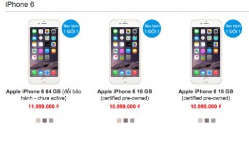 iPhone, iPad 'tân trang' tràn ngập thị trường Việt