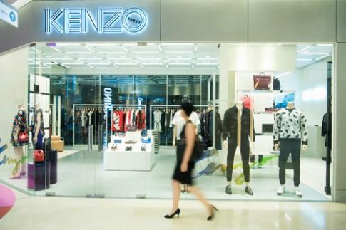 Kenzo đến với tín đồ thời trang Sài thành