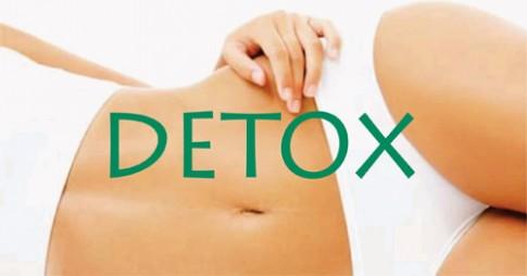 Mẹo đẩy sạch độc tố khỏi cơ thể để da đẹp, dáng xinh