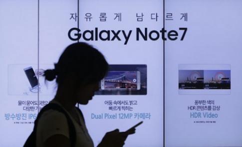 Nên làm gì với Galaxy Note 7 không gặp lỗi