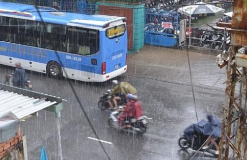Những bệnh dễ gặp khi TP. HCM vào mùa mưa