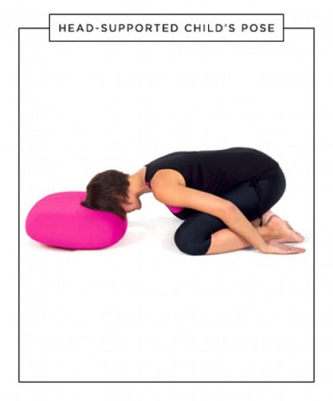 Những động tác yoga giúp bạn tiêu tan mỏi mệt