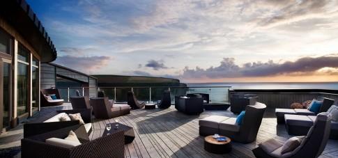 Những khách sạn có sân thượng đẹp nhất thế giới