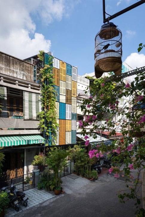 Những ngôi nhà lạ của Việt Nam gây ấn tượng trên báo Tây