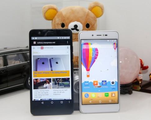 Phablet hỗ trợ 4G, RAM 3 GB, giá 3 triệu đồng