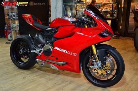 Phiên bản cao cấp Ducati 1199 Panigale R trong bản độ siêu chất