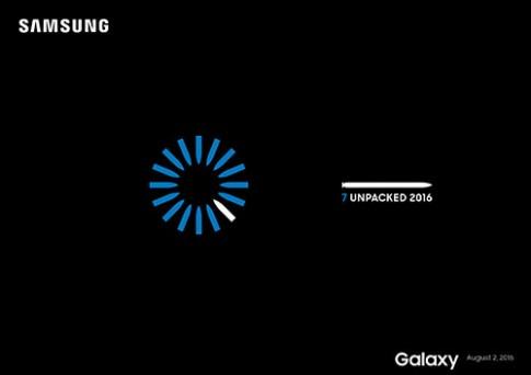 Samsung Galaxy Note 7 được trình làng tại Mỹ tối nay