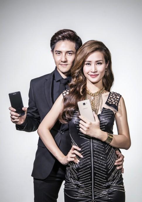 Samsung phát triển smartphone 4G