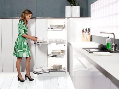 Sắp xếp nhà bếp thông minh