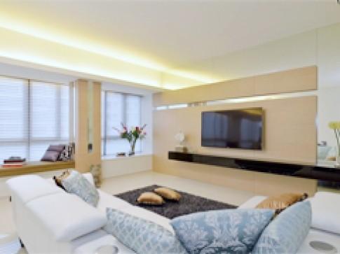 Sơn lại toàn bộ căn hộ 54 m2 hết bao tiền