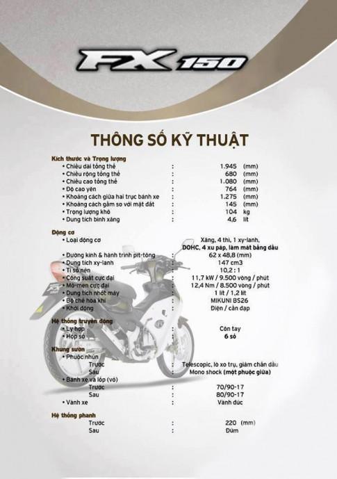 Sự thật về tin Fx150 hồi sinh và Liệu Suzuki Việt Nam còn quan tâm thị trường Việt Nam?