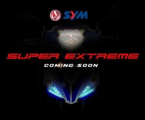 SYM tung ra Banner Quảng Cáo dòng xe mới