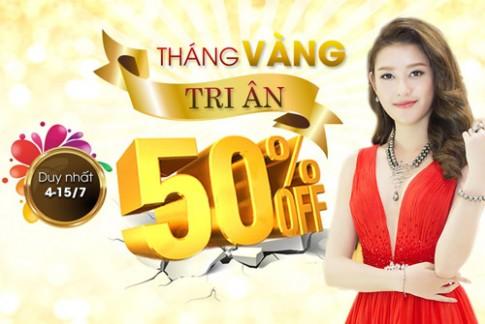 'Tháng vàng tri ân' làm đẹp tiết kiệm đến 50% tại Dr.Hải Lê.