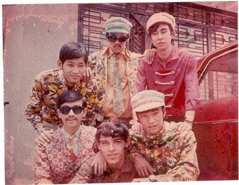 """Thời trang lãng tử của """"soái ca"""" Việt thập niên 1960"""